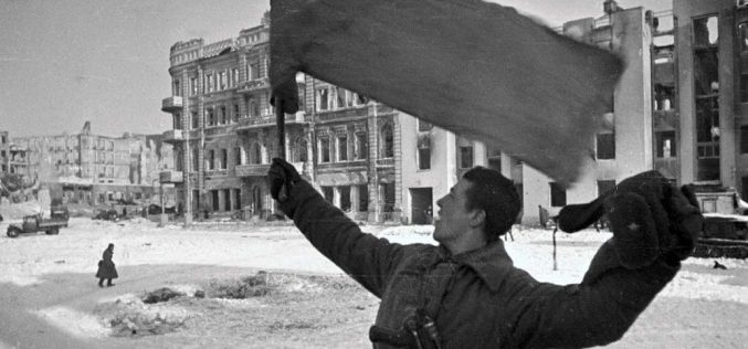 Krwawa łaźnia Stalingradu