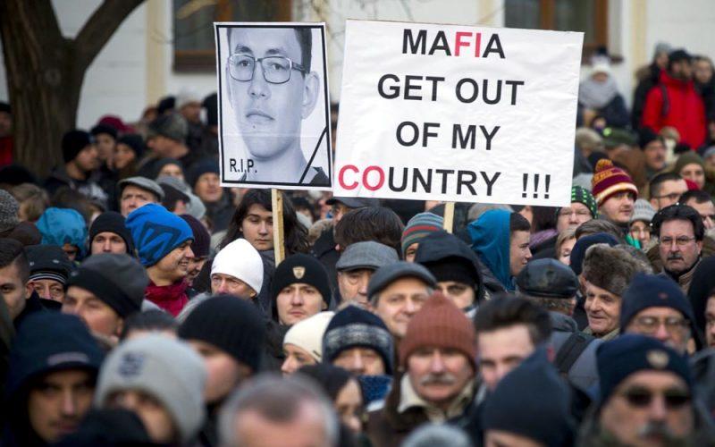 Kryzys polityczny naSłowacji