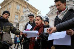Studenci przeciw faszyzmowi