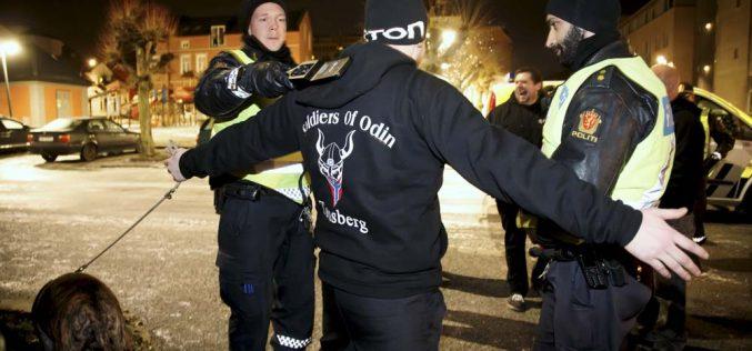 Nastoletnia przemoc Europy