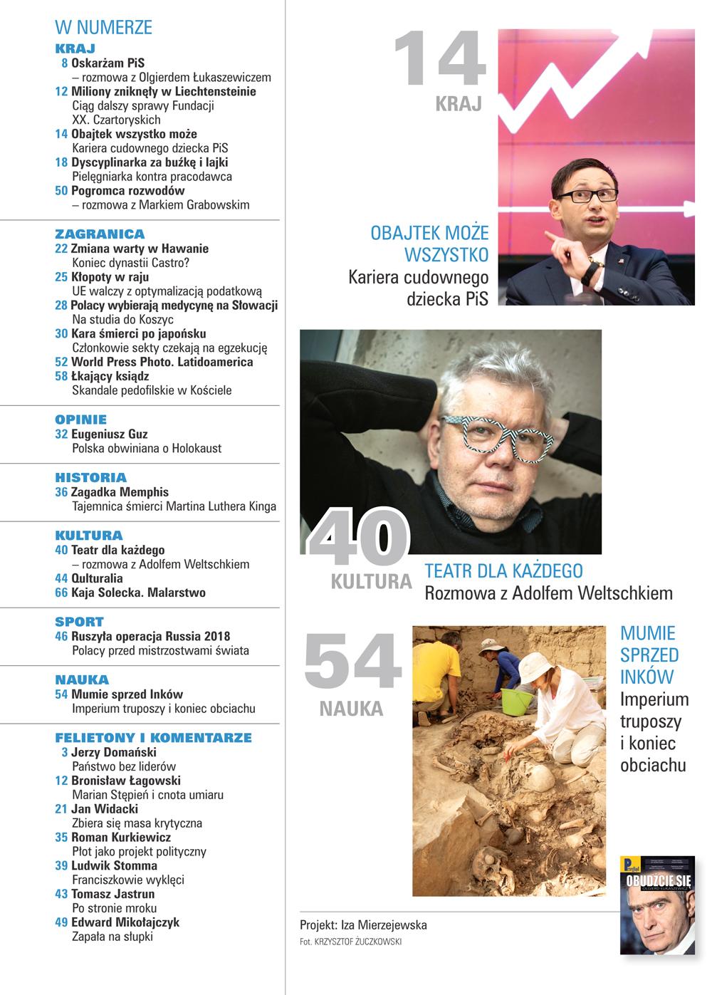 spis treści numeru 46/2017
