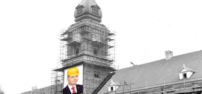 Jak odbudowałem Zamek Królewski