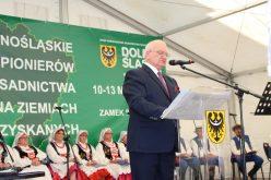 Przemówienie zIV Dolnośląskich Dni Pionierów Osadnictwa naZiemiach Odzyskanych