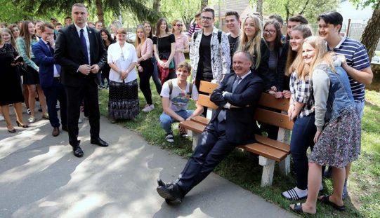 Słowacja poszukuje prezydenta