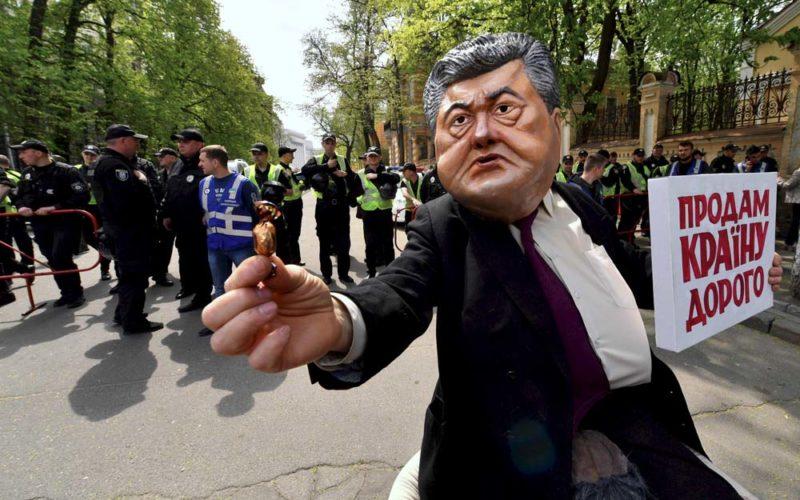 Ukraina nabezdrożu