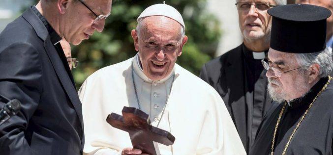 Co zreformami papieża?
