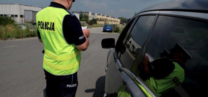 Ile wytrzyma policjant?