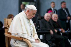 Papież Franciszek nadprzepaścią