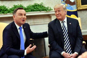 Jaki jest obraz stosunków Polska-USA