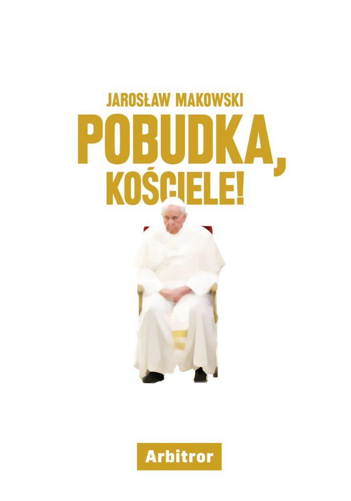 """Okładka książki """"Pobudka, Kościele!"""""""