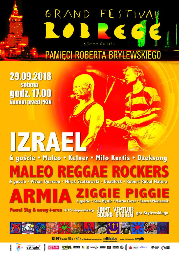 Festiwal Róbrege 2018