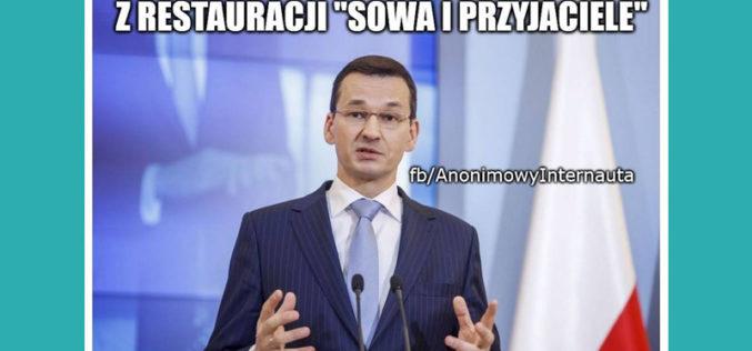 Morawiecki podsłuchany