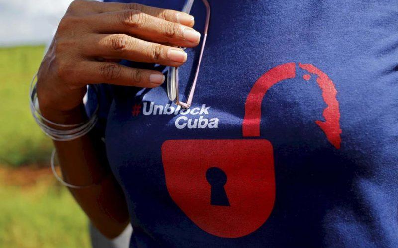 Blokada zabija Kubę