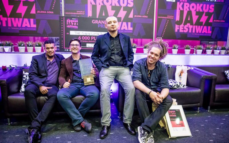 Zwycięzcy konkursu Powiew Młodego Jazzu 2018