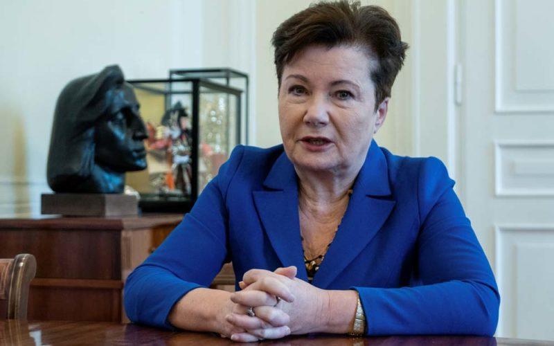 Warszawa tomiejsce najbardziej realnej władzy