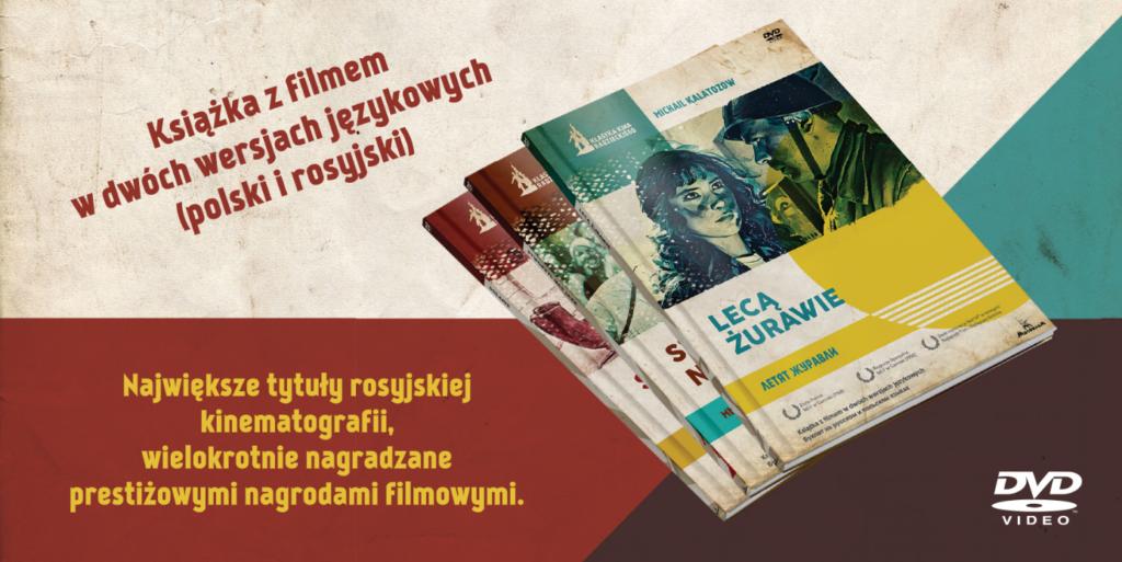 Klasyka kina radzieckiego naDVD