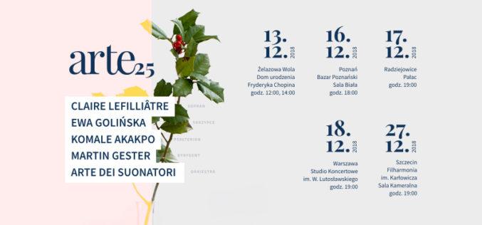 Weneckie Boże Narodzenie – Arte dei Suonatori