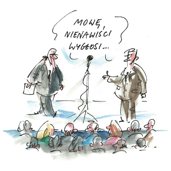 Rysunek G. Bąkowskiego z nr 4/2019