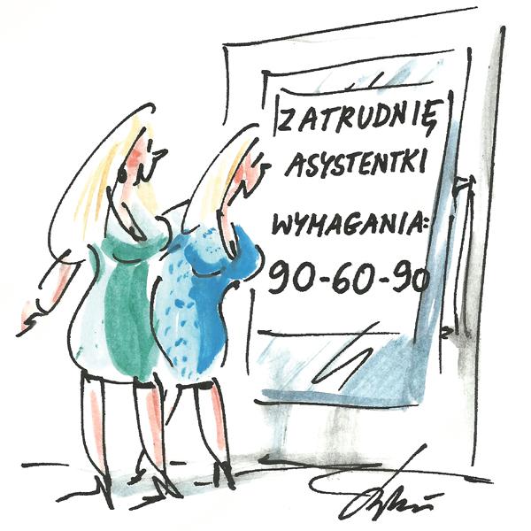 Rysunek G. Bąkowskiego z nr 3/2019