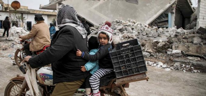 Fikcja pomocy dla Syrii