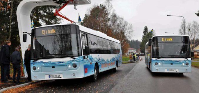 Autobusy podzielonym napięciem