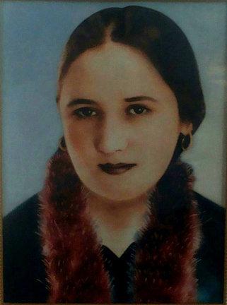 Irena Nowakowska, zdjęcie zezbiorów rodzinnych
