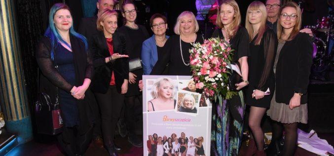 Gwiazdy nauroczystej premierze iJubileuszu Dyrektor Teatru Capitol – Anny Gornostaj!