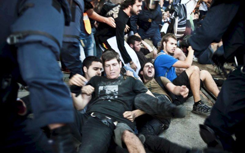 Miejska rewolucja wHiszpanii