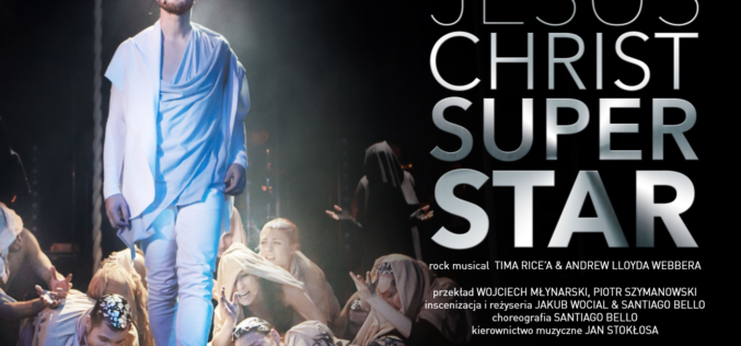"Legendarny ""Jesus Christ Superstar"" w Teatrze Rampa"