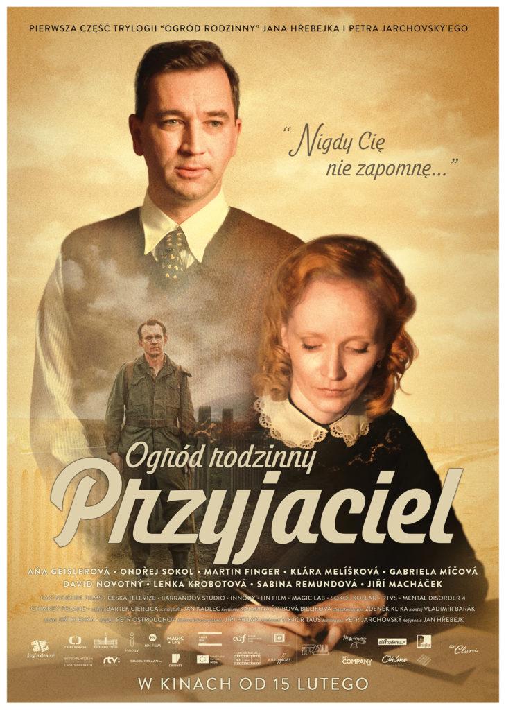 """Plakat filmu """"Ogródrodzinny. Przyjaciel"""""""