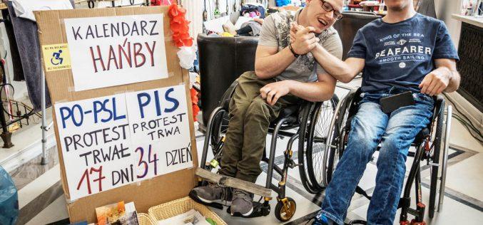Oszukani niepełnosprawni