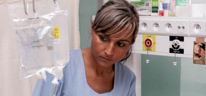 Pielęgniarki podpresją