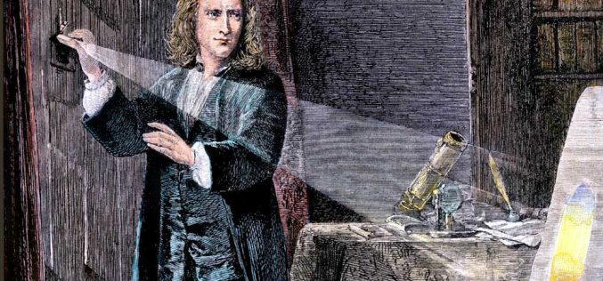 Geniusz Isaaca Newtona