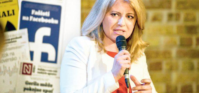 CzySłowacy wybiorą kobietę