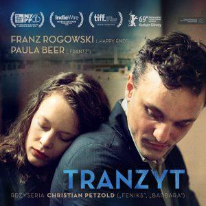 "Plakat filmu ""Tranzyt"""
