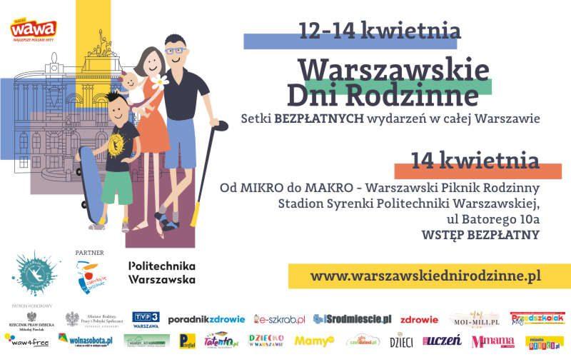 Warszawski Piknik Rodzinny – odMikro doMakro