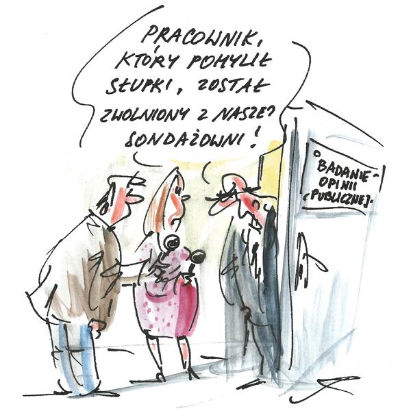 Rysunek G. Bąkowskiego z nr 22/2019