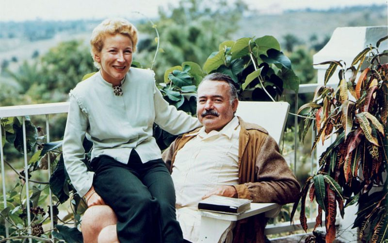 Hemingway kpi sobie zembarga