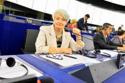 Podsumowanie pracy Krystyny Łybackiej wParlamencie Europejskim