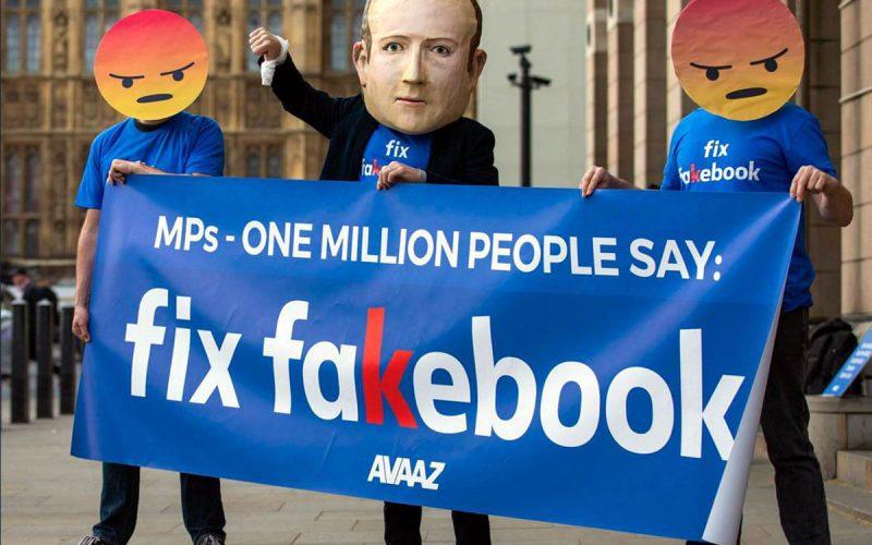 Wielki Cenzor Facebook