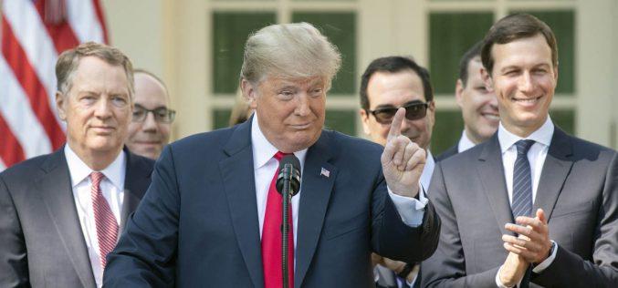 Przegłosowano impeachment Donalda Trumpa