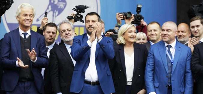 Europejski pochód populistów