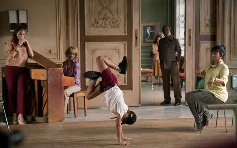 Odchuligana zulic Hawany dogwiazdy światowego baletu