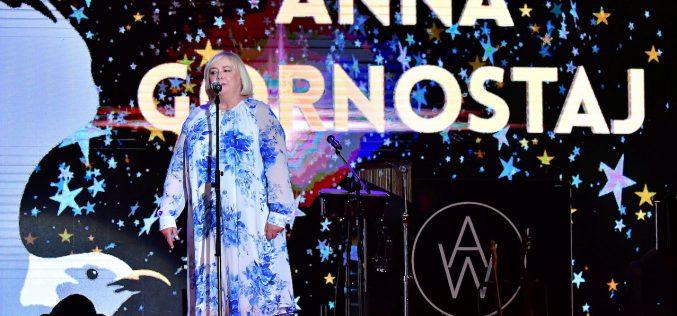 Anna Gornostaj wAlei Gwiazd na35-lecie pracy artystycznej!
