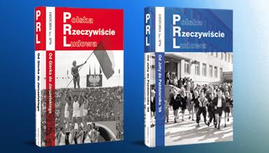 """Okładka książki """"Od Jałty do Października '56"""""""