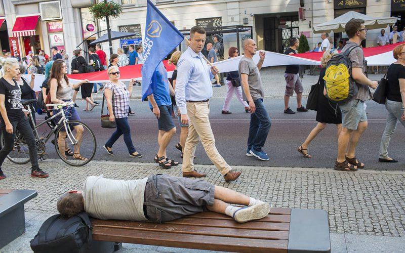 Kaczyński przejmuje język księdza Oko