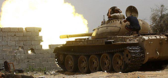 Diabelski libijski młyn
