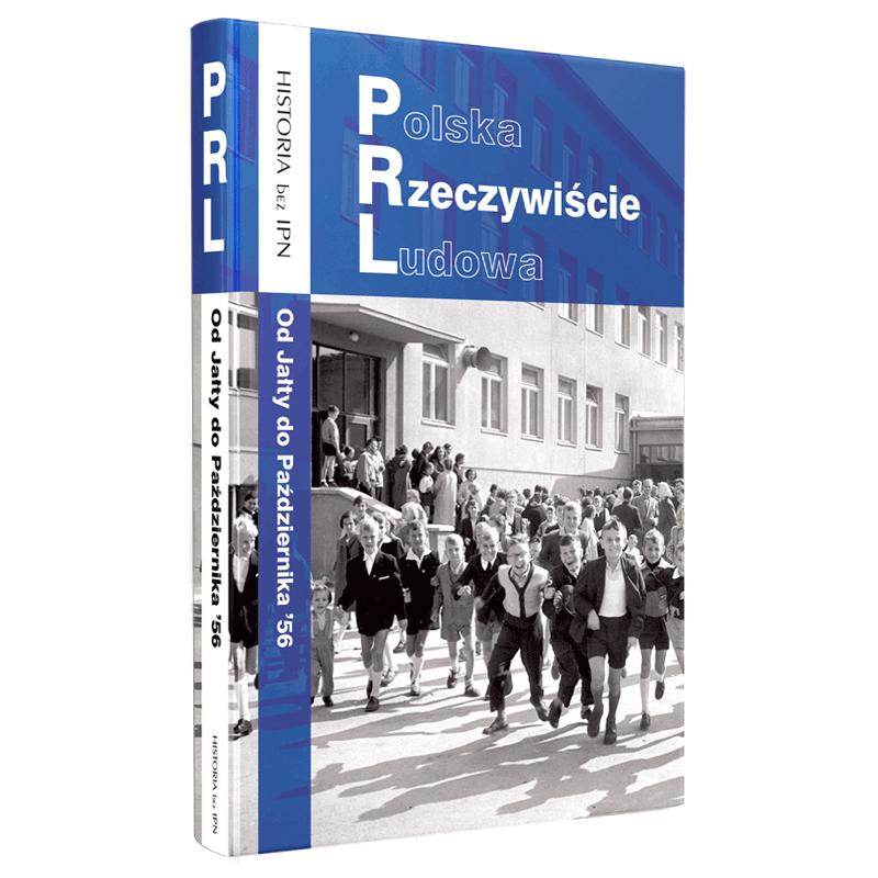 """Okładka książki """"Od Jałty doPaździernika '56"""""""