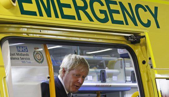 Boris Johnson – błazen czyhazardzista?