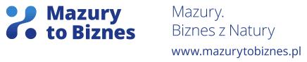 Logo Mazury toBiznes